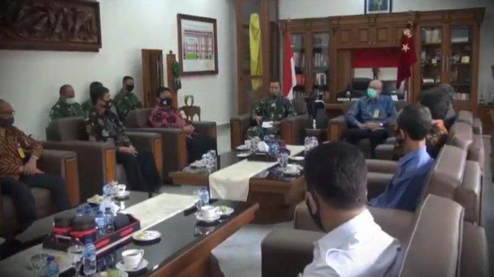 Akademi Militer Jalin Kerjasama dengan Perguruan Tinggi di Magelang
