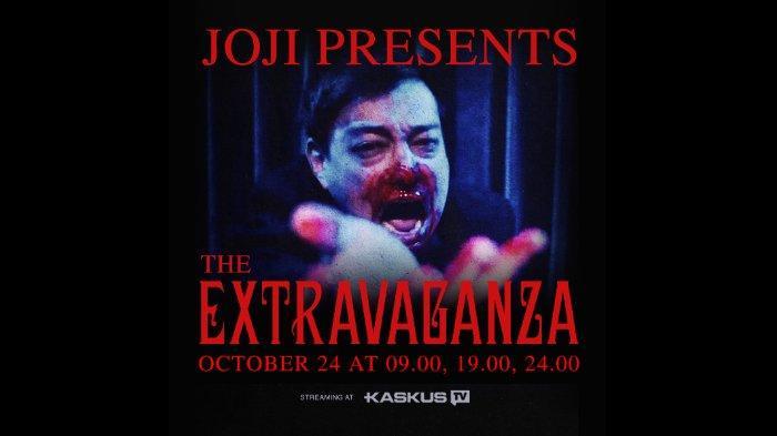 Akan Gelar Konser Virtual Bertajuk The Extravaganza, Joji Bocorkan Konsep Acara Lewat Sebuah Trailer