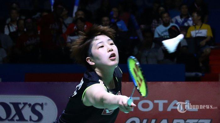 Hasil Semifinal Korea Masters 2019 Hari Ini, Lin Dan & An Se Young Menang, Akane Yamaguchi Tumbang