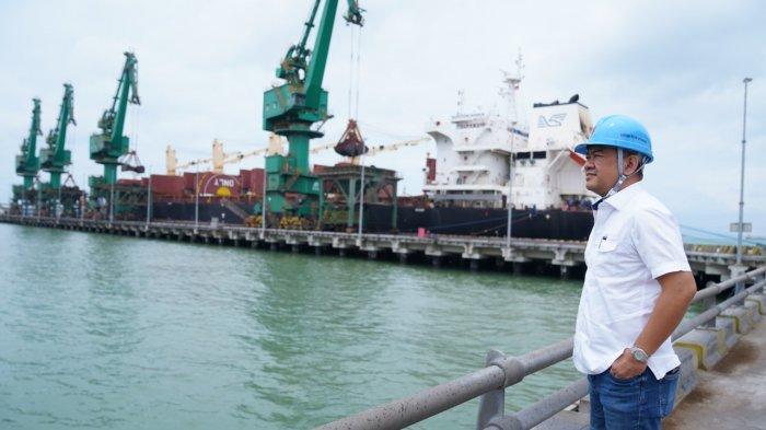 Kembangkan Jasa Kepelabuhanan, Krakatau Bandar Samudera Gandeng INSA
