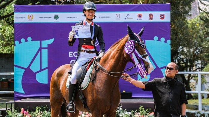Equestrian Champions League Seri 2: Akbar Maulana dan Akbar Kurniawan Tampil Trengginas