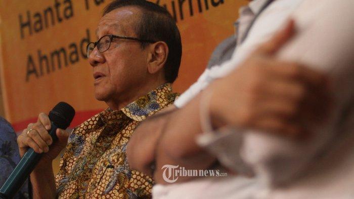 Kata Akbar Tanjung Soal Kriteria yang Harus Dipunyai Pendamping Jokowi di Pilpres 2019