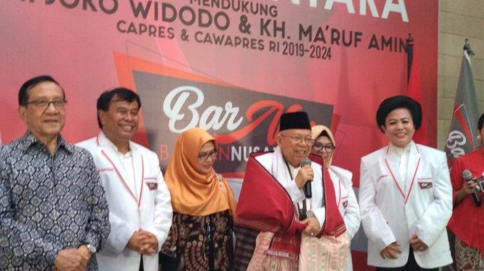 Akbar Tandjung Angkat Bicara Soal Pernyataan 'Politik Genderuwo' Jokowi