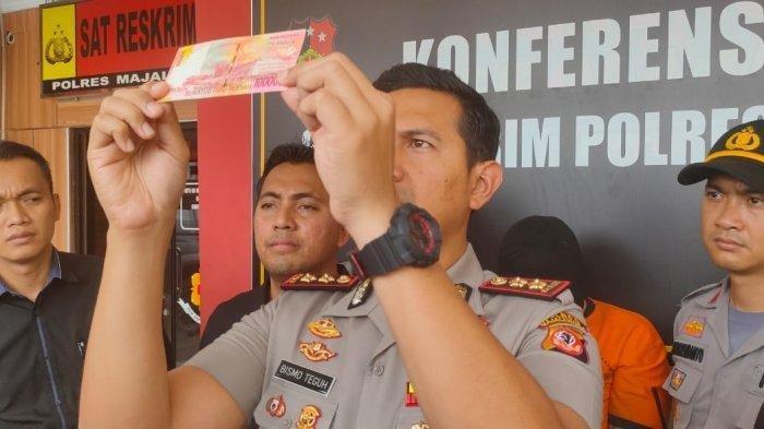 Kasus Peredaran Uang Palsu Bermodus Dukun Pengganda Uang di Majalengka Terungkap, Korbannya 2 Orang