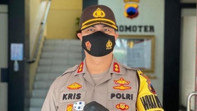 Pemanfaatan Aplikasi Inyong Polisine untuk Monitor Masyarakat yang akan Mudik ke Banyumas