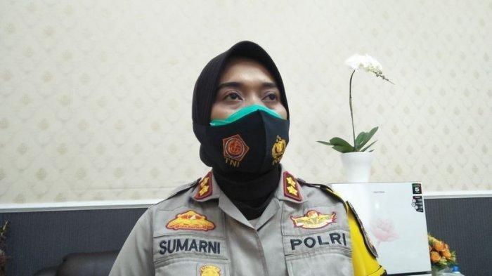 AKBP Sumarni semasa menjabat Kapolres Sukabumi Kota. Kini AKBP Sumarni menjadi Kapolres Subang