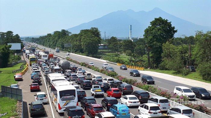 Jalan Menuju Kawasan Puncak Bogor Ditutup 31 Desember 2019 Mulai Pukul 18.00