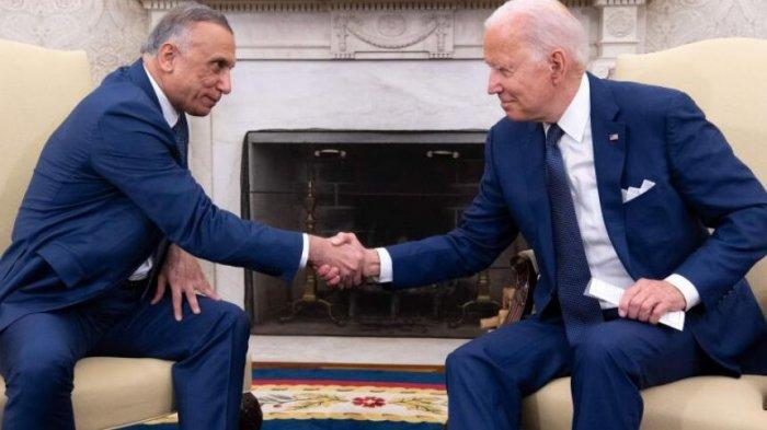 Presiden AS Joe Biden: Misi Tempur AS di Irak Selesai Akhir Tahun Ini