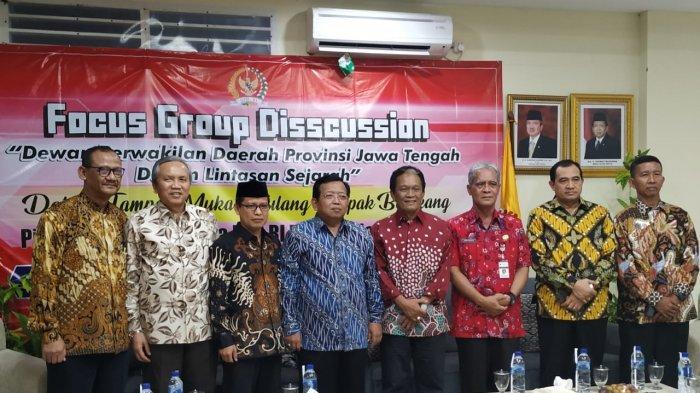 Akhmad Muqowam: Kemiskinan Jawa Tengah Menjadi Tantangan Anggota DPD RI Terpilih
