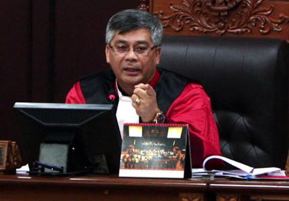 Hakim MK: Daming Juga  Manusia Biasa