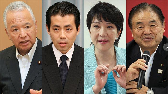 Janji Rekrut Orang-orang Muda, Pengurus Inti LDP Bentukan Fumio Kishida Berusia Rata-rata 64 Tahun