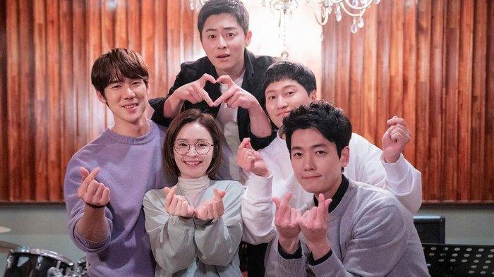 Akses link nonton episode keenam drama Korea Hospital Playlist