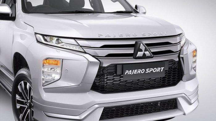Mitsubishi Siapkan Paket Pembelian Aksesoris Genuine untuk New Pajero Sport