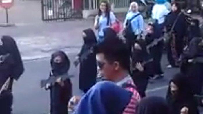 Karnaval Murid TK di Probolinggo Dikritik, Ini Keterangan Kapolres