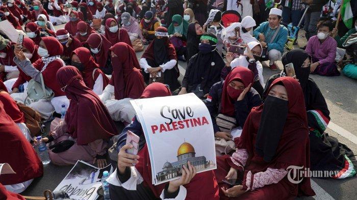 Gandeng MBM dan MBB, Ketum KNPI Serukan Pemudadi Seluruh Dunia Bersatu Dukung Palestina