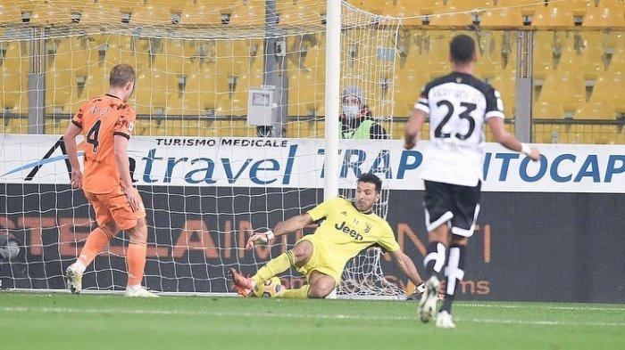 Jelang Juventus vs SPAL Coppa Italia: Bianconeri Diterpa Gonjang-ganjing Tak Sedap soal Buffon