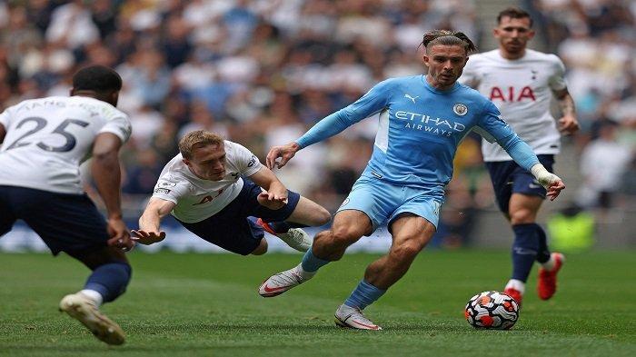 Jack Grealish, Ambisi Pep Guardiola Ciptakan Iniesta di Manchester City dan Korbankan Bernardo Silva