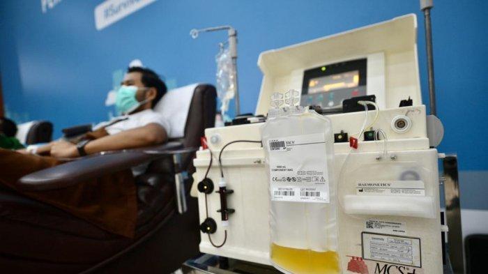 Terus Dukung Penanganan Covid-19, Pertamina Kampanyekan Gerakan Pekerja Donor Plasma