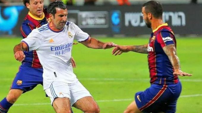 Buntut Hinaan Florentino Perez Kepada Legenda Real Madrid, Figo: Kami Sudah Bicara & Dia Minta Maaf