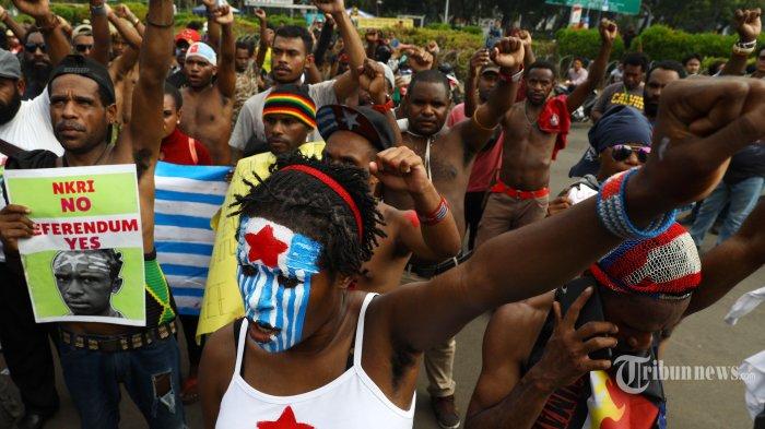 Situasi Terbaru Papua: Curahan Hati Warga, Klarifikasi FPI hingga Pengakuan Tri Susanti