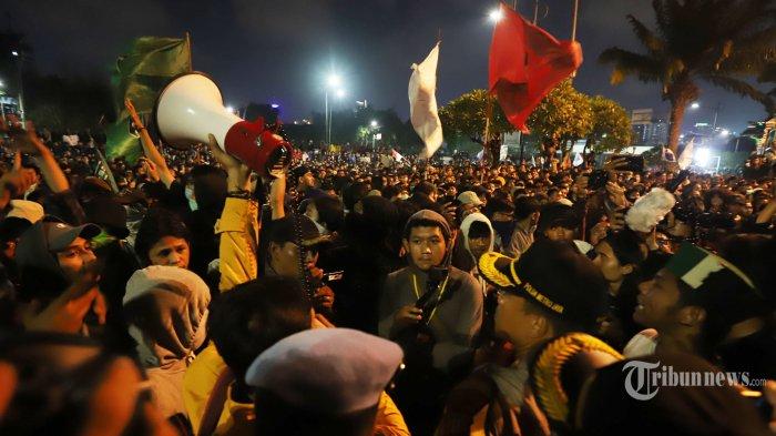 Tak Hanya Mahasiswa, Petani Akan Ikut Demo di Gedung DPR Siang Ini