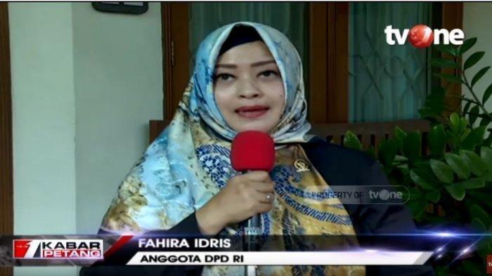 Dewi Tanjung Demo Bareng Korban Banjir Desak Anies Baswedan Mundur, Fahira Idris: Norak dan Makar