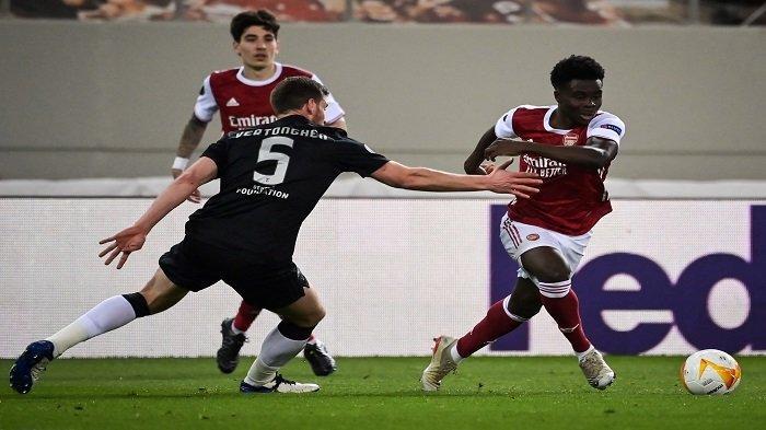 Di Balik Malam Keajaiban Arsenal, Cesc Fabregas Akui Sentuhan Magis Bukayo Saka