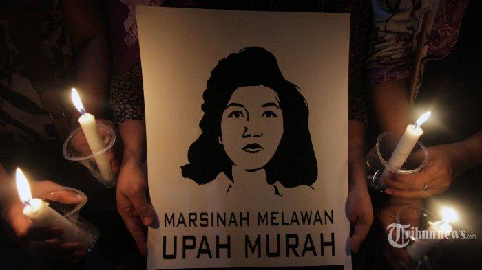 20 Tahun Reformasi, Apa Kabar Kasus Pembunuhan Marsinah yang Dinilai Misterius?