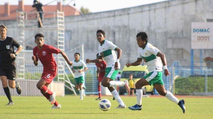 Siaran Langsung dan Link Live Streaming Timnas U-19 Indonesia vs Bosnia Herzegovina