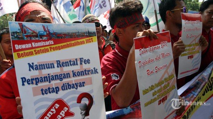 Kerjasama Outsourcing Tak Diperpanjang, PT JICT Akan PHK Lebih dari 400 Pekerja Bongkar Muat