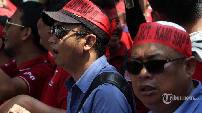 Pekerja Protes Soal Rendahnya Jumlah Bonus, JICT: Profit Perusahaan Memang Sedang Menurun