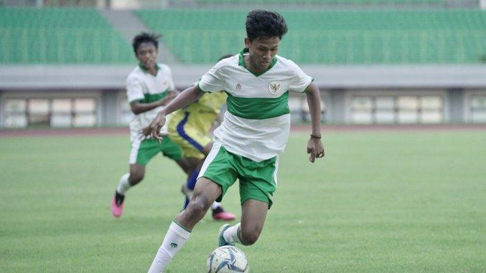 Timnas Indonesia U-16 Masih Banyak Belajar kata Bima Sakti Meski Menang 4-1 Ujicoba Lawan Bandung