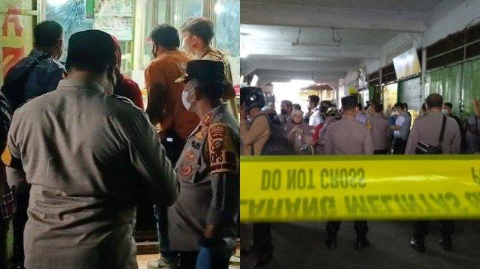 FAKTA 4 Perampok Gasak Toko Emas di Medan, Berkali-kali Lepaskan Tembakan, Tukang Parkir Terluka