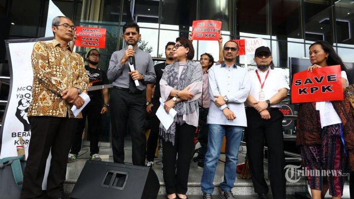Semangat Pemberantasan Korupsi di Tengah Teror terhadap Pimpinan KPK