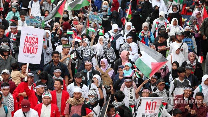 Aksi Bela Palestina akan Dimulai dengan Shalat Subuh Berjamaah