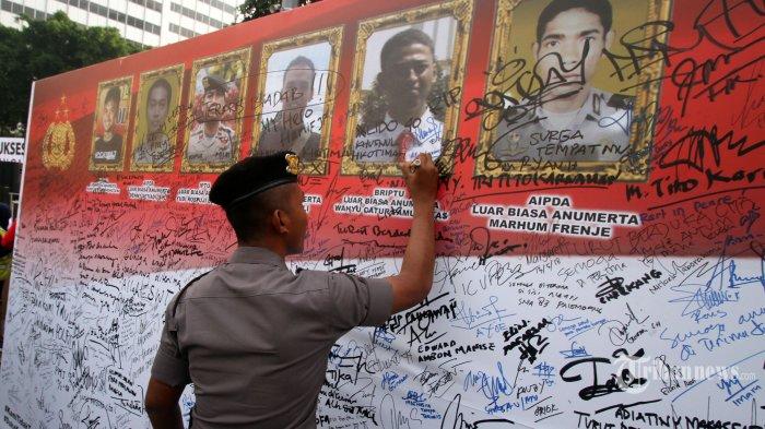 Kerusuhan Mako Brimob, IPW: Pejabat Polisi yang Bertanggung jawab Harus Dicopot