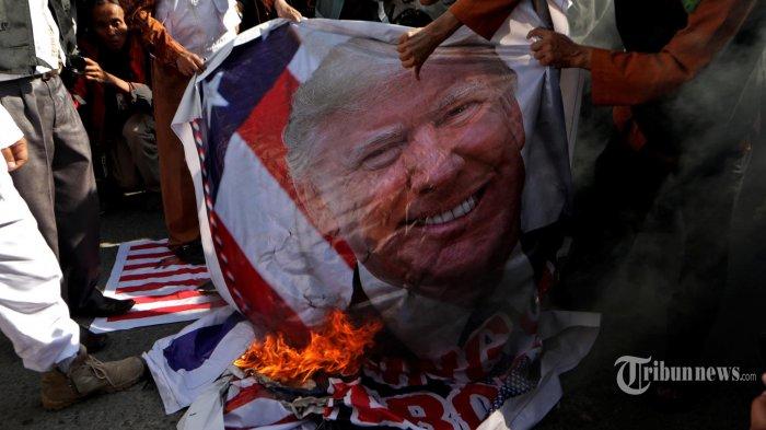 Diancam Trump soal Status Yerusalem, 20 Negara Arab Lakukan Tindakan 'Berani' ini