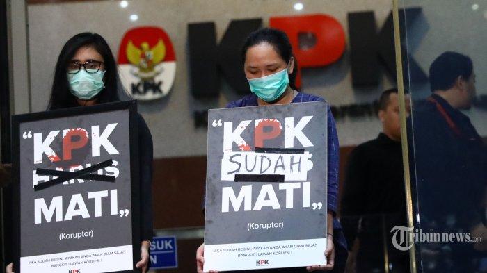 UU KPK Hasil Revisi Segera Berlaku, Mardani Ali Mengaku Sedih: Terjadilah Musibah KPK Dilemahkan