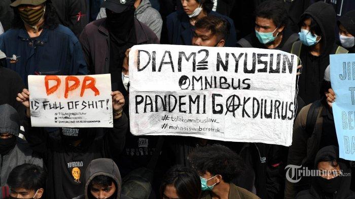 GNPF, FPI, PA 212, & Ormas Dikabarkan akan Gelar Aksi Tolak UU Cipta Kerja di Istana Negara Besok