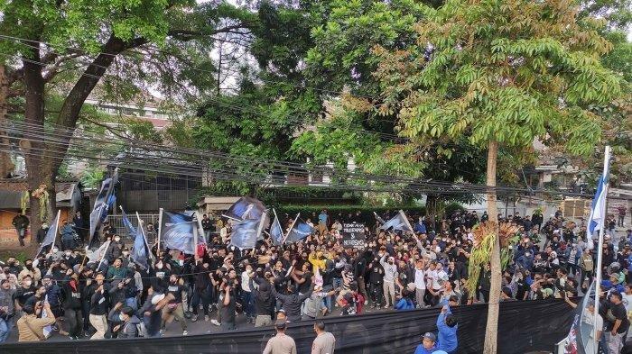 Singgung Aksi Demo Bobotoh, Bepe: Saya Bersyukur The Jakmania Memberikan Kritik Lewat Cara Elegan