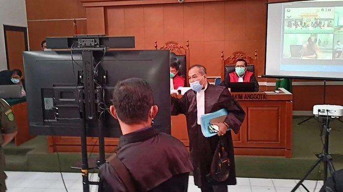 Sidang Lanjutan Syahganda Nainggolan di Pengadilan Negeri Depok Kisruh, Kuasa Hukum Walk Out