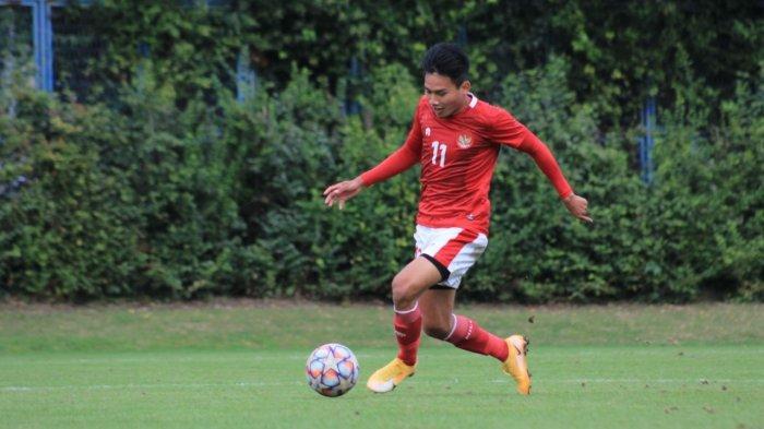 Rapor Witan Sulaeman di TC FK Radnik Surdulica, Bermain 27 Menit, Satu Gol di Tim Utama