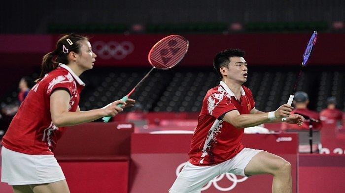 Fakta Menarik Bulutangkis Olimpiade Tokyo - Dominasi Tak Terbantahkan China di Sistem Gugur