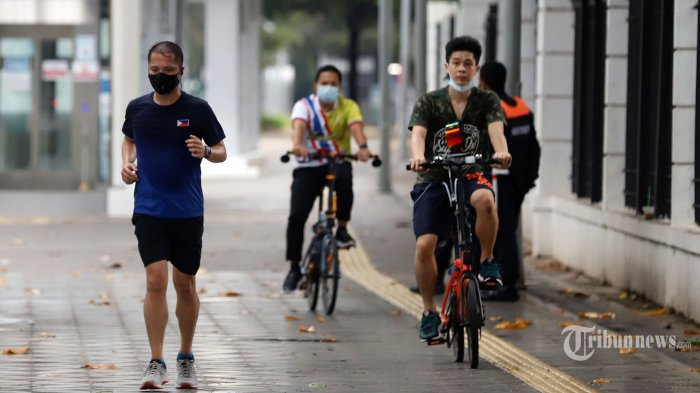 Sejak Pandemi Covid, Sepeda Jadi Transportasi Alternatif, Kemenhub Bikin Aturan Keselamatan Pesepeda