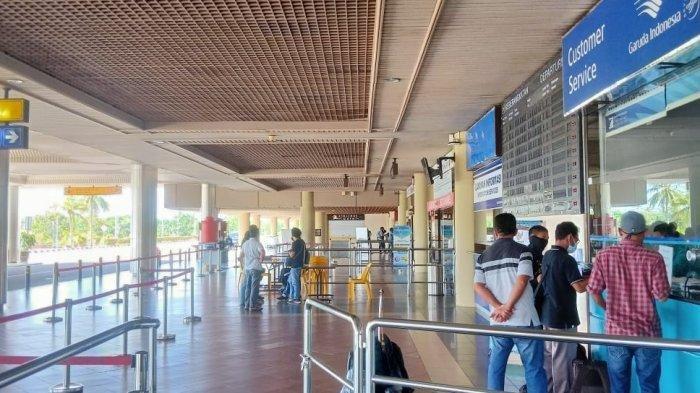 Hari Ini Tak Ada Penerbangan dari Bandara Hang Nadim Batam