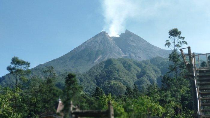 Berstatus Waspada, Gunung Merapi Pastikan Aman Dikunjungi saat Libur Natal dan Tahun Baru 2019