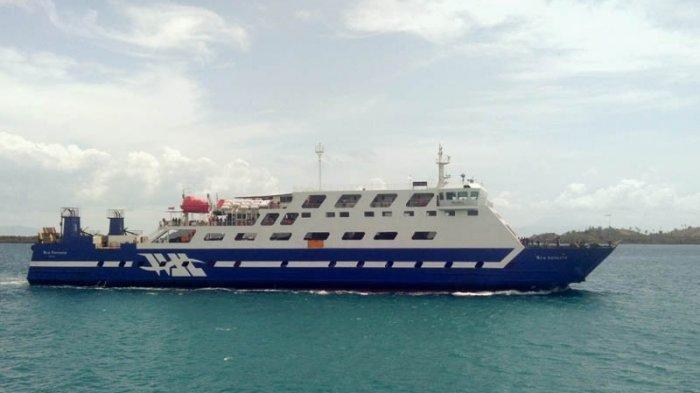 Penumpang Kapal Feri Merak-Bakauheni Naik 24 Persen