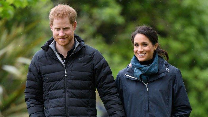 Lockdown, Meghan Markle dan Pangeran Harry Rayakan Ulang Tahun Pernikahan di Rumah Saja