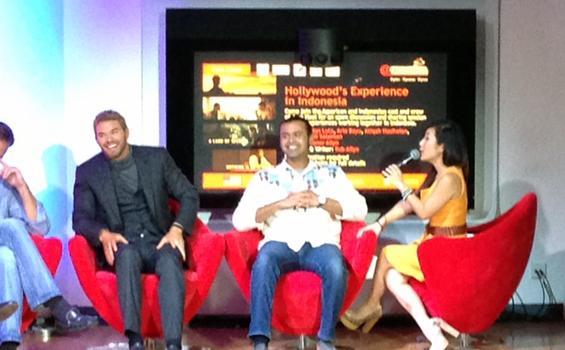Insan Film Indonesia Dapat Pujian Sineas Hollywood