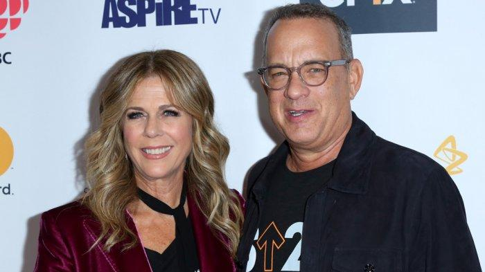 Aktor Tom Hanks dan Istrinya Didiagnosis Positif Virus Corona